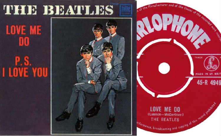 Love me Do - Beatles