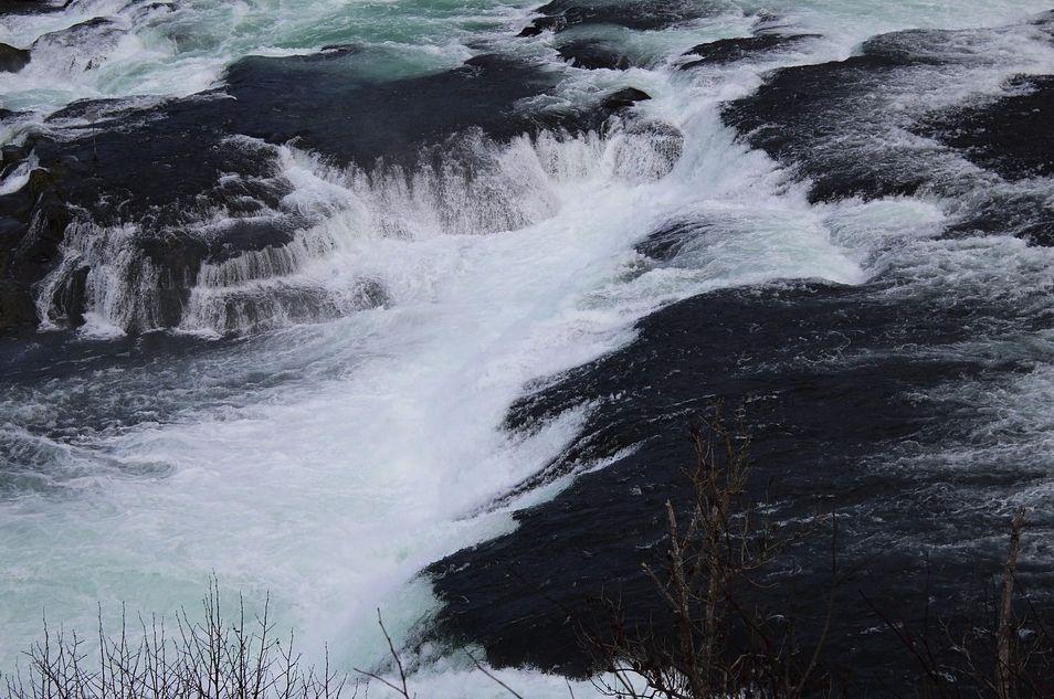 Waterval in de Rijn bij Schaffhausen (cc - Pixabay - glanger_vtxmail_ch)