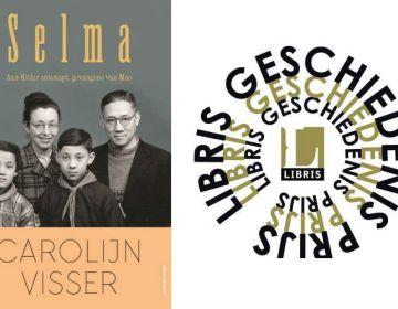 Carolijn Visser schreef beste historische boek van 2017