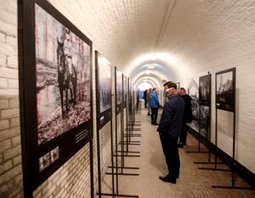 Tentoonstelling Front 14/18. Foto's: Waterliniemuseum