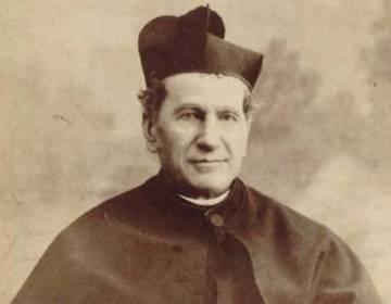 Don Bosco (1815-1888) - Italiaans priester