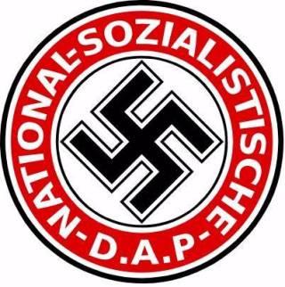 Logo van de NSDAP