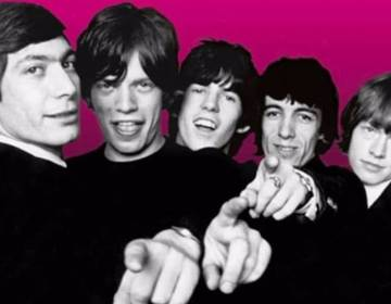 The Rolling Stones compleet - Detail van de cover