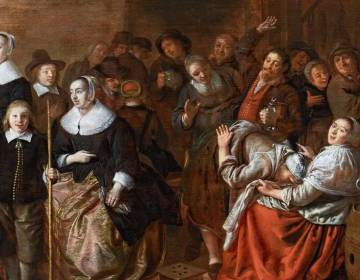 Herberg - Schilderij van Jan Miense Molenaer, ca. 1647-48.