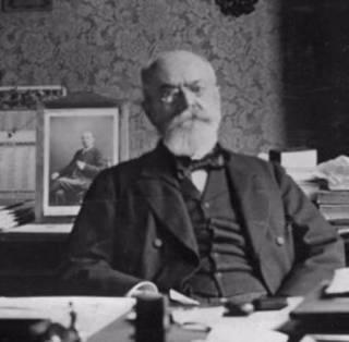 Friedrich August von Holstein