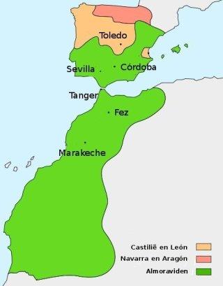 Het imperium van de Almoraviden - wiki