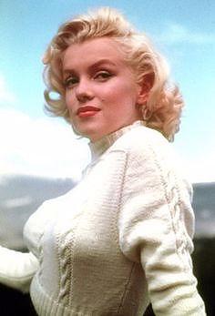 Marilyn Monroe in 1953 (wiki)