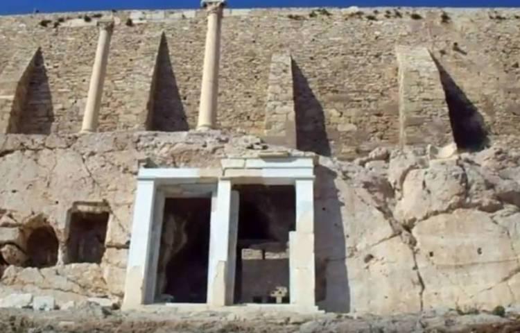Monument van Thrasyllos (Still YouTube)