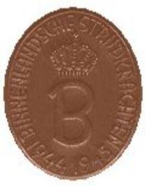 Herinneringsinsigne Binnenlandse Strijdkrachten 1944-1945 (wiki)