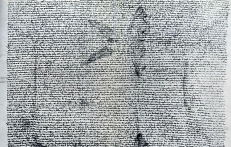 Het Zoutleeuwse exemplaar van de Blijde Inkomst (1356)