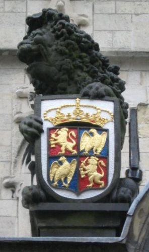Wapen van het Koninkrijk Holland en Lodewijk Napoleon