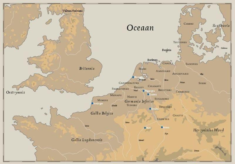 """""""Een meelijwekkend volk"""" - Plinius over Friezen"""