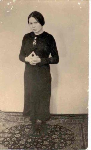 Anda Kerkhoven (1919-1945) - Foto: Oorlog en Verzetscentrum Groningen (OVCG)