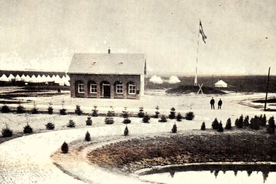 De Harskamp in 1899