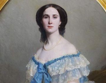Keizerin Charlotte van Mexico (Isidore Pils)