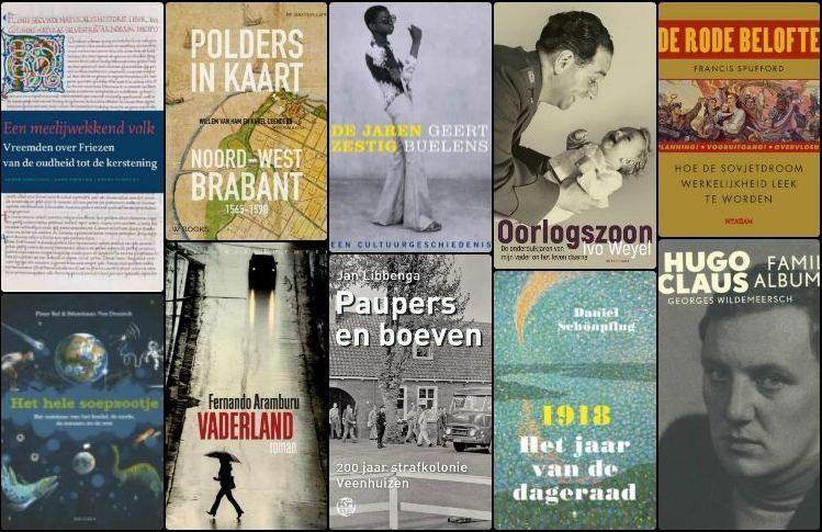 Nieuwe geschiedenisboeken (week 12) – 2018