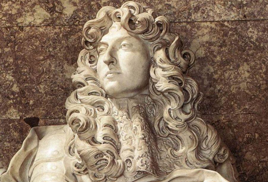 Lodewijk XIV erfde armetierig Frankrijk