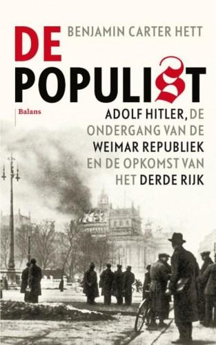 De populist - Benjamin Carter Hett