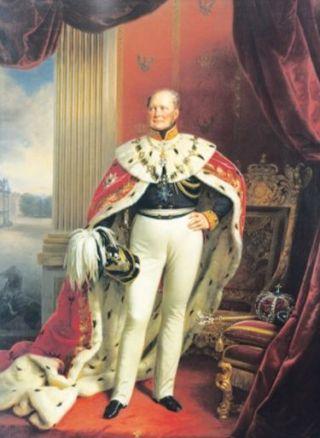 Frederik Willem IV in 1847