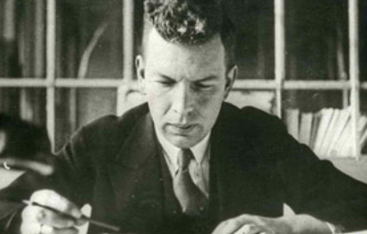 Herman 'Stuuf' Wiardi Beckman (1904-1945) - Verzetsstrijder en politicus