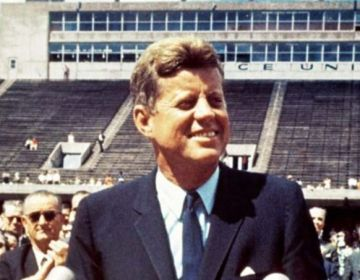 New Frontier - John F. Kennedy in 1962