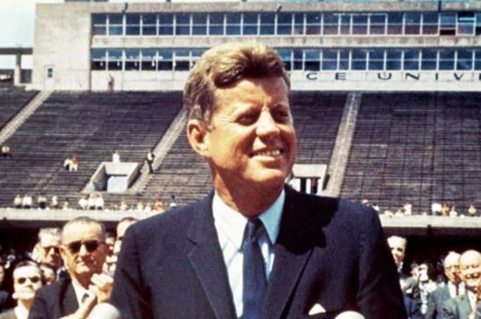 New Frontier - John F. Kennedy in 1962