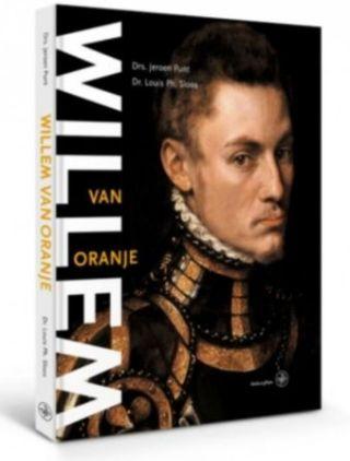 Boek bij de tentoonstelling: Willem van Oranje - De jonge prins Van Oranje als edelman en militair