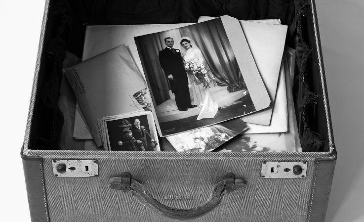 De Joodse bruiloft - een koffer vol oorlogsgeheimen