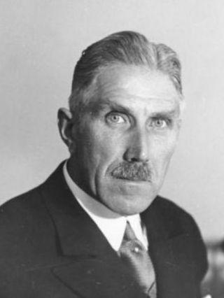Franz von Papen in 1933