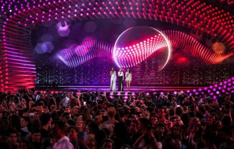 Lijst van winnaars van het Eurovisiesongfestival