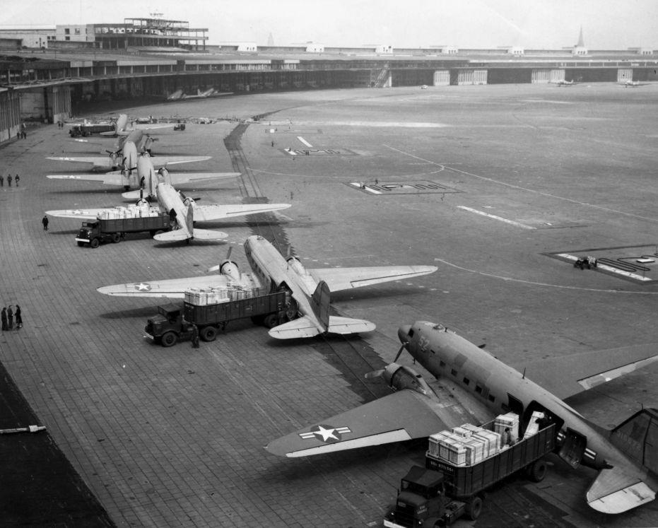 De CPN en de blokkade van Berlijn (1948)