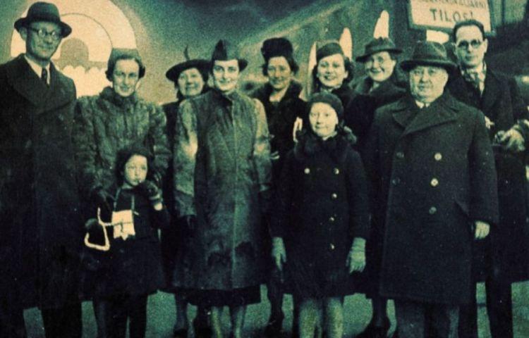 De treinreis – De miraculeuze ontsnapping van Hongaars-Nederlandse Joden tijdens de bezetting