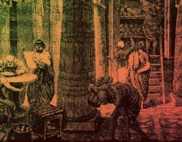 Romanisering & hellenisme - Bibliotheek van Alexandrië