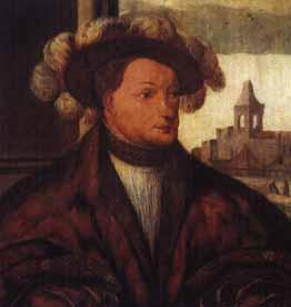 De hertog van Gelre, Karel van Egmond