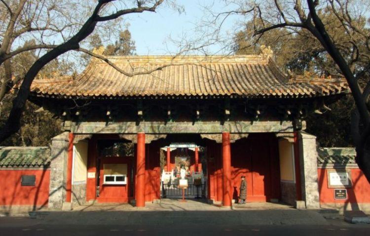 Confucianisme - Confuciustempel van Peking (cc - Charlie fong)