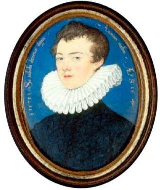 De jonge Francis Bacon