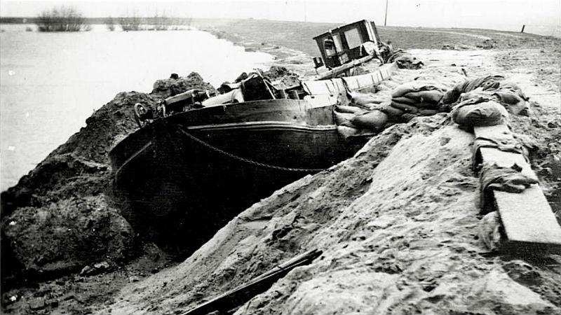 Zuid-Holland ontsnapte ternauwernood aan Watersnood in 1953