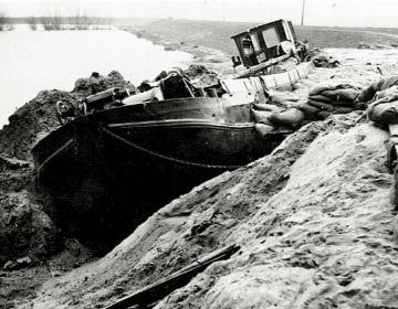 Schip Evegroen (nietbangvoorwater.info - Hans Middendorp)