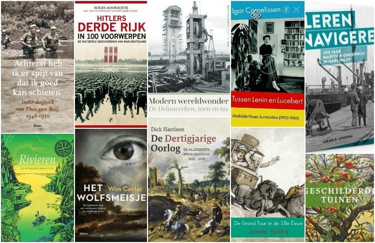 Citaten Uit Boek Spijt : Nieuwe geschiedenisboeken verschenen en besproken in week