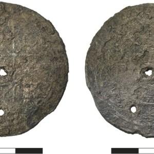 Zeventiende-eeuwse amulet gevonden in Zutphen