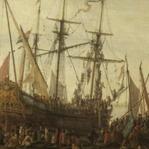 Kielhalen - Een zware straf voor zeelieden