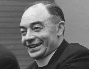 Bisschop Bekkers in 1962 (CC0 - Anefo - Harry Pot - wiki)