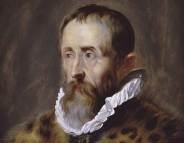 Justus Lipsius - Portret door Peter Paul Rubens