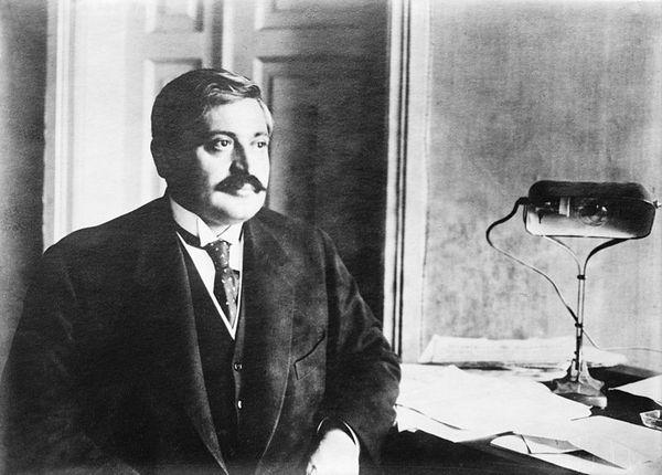 Talaat Pasha (Publiek Domein - wiki)