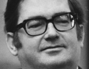 Hans Gruijters in 1975, als minister (CC BY-SA 3.0 - Peters, Hans / Anefo)