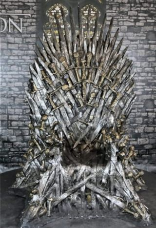 Troon uit Game of Thrones (CC BY-SA 4.0 - Klapi - wiki)
