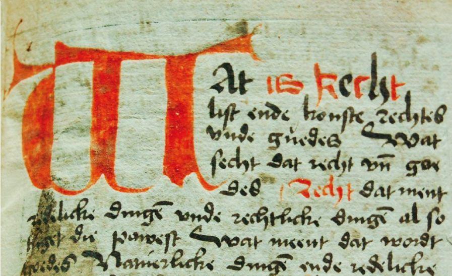 Detail van de boekcover