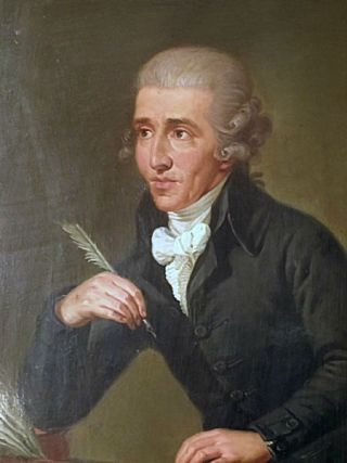 Joseph Haydn (Publiek Domein - wiki)