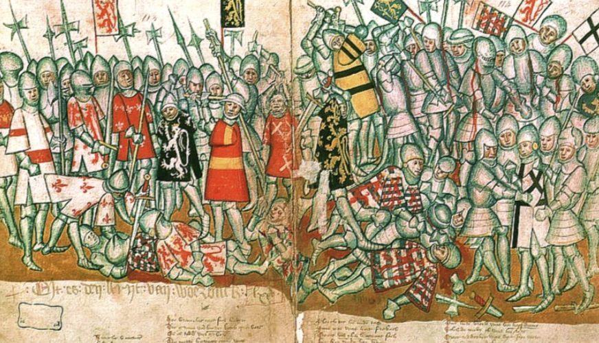 De Slag bij Woeringen (1288) en de Limburgse Successieoorlog