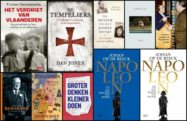 Nieuwe geschiedenisboeken (week 8) – 2019